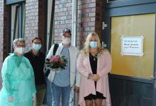 Bild von 100. Kreuzfahrt-Reisender an der Helios Mariahilf Klinik getestet