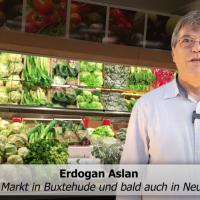 Internationale Lebensmittel mit umfangreicher Frischwarenabteilung