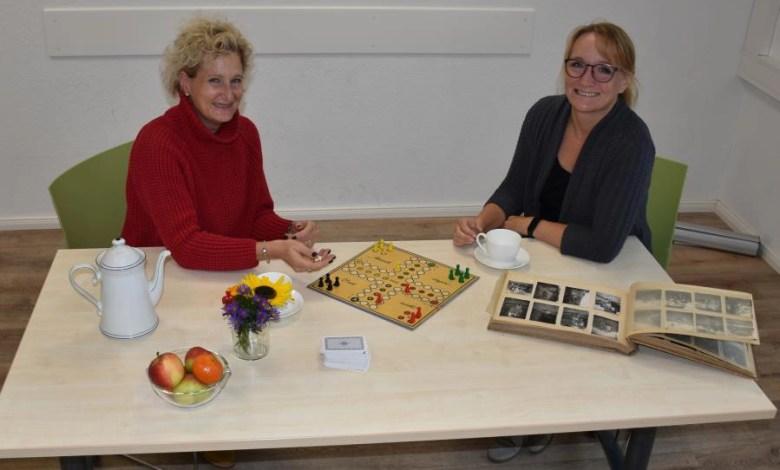 Bild von Ehrenamtliche aus dem Johanniter-Besuchsdienst möchten Senioren Zeit schenken