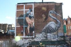 Mural in London (JGE)