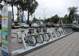 Wracają rowery miejskie.