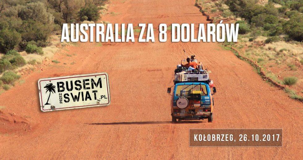 Busem Przez Świat – zapraszamy na spotkanie z podróżnikami w Kołobrzegu