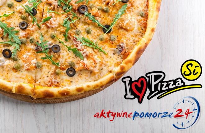 """Wałcz. Mamy dla Was zaproszenie na pizzę do """"I love pizza Si"""""""