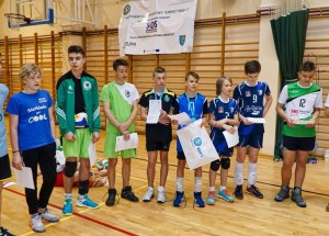 Gryf Szczecinek rywalizował w Finale województwa Kinder+Sport w kategorii czwórek chłopców