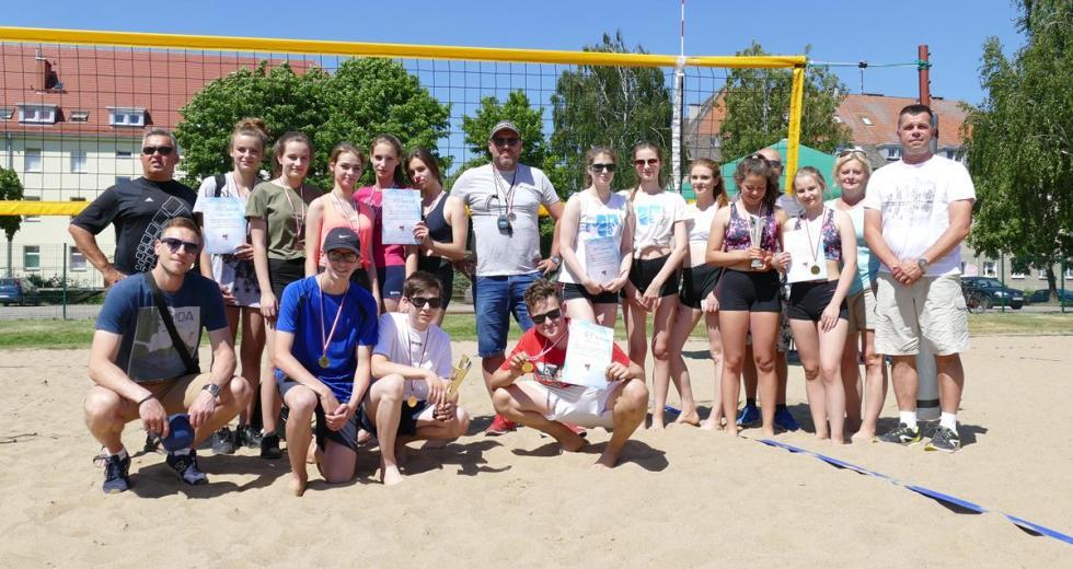 Mistrzostwa Powiatu Szczecineckiego w siatkówce plażowej – IMS