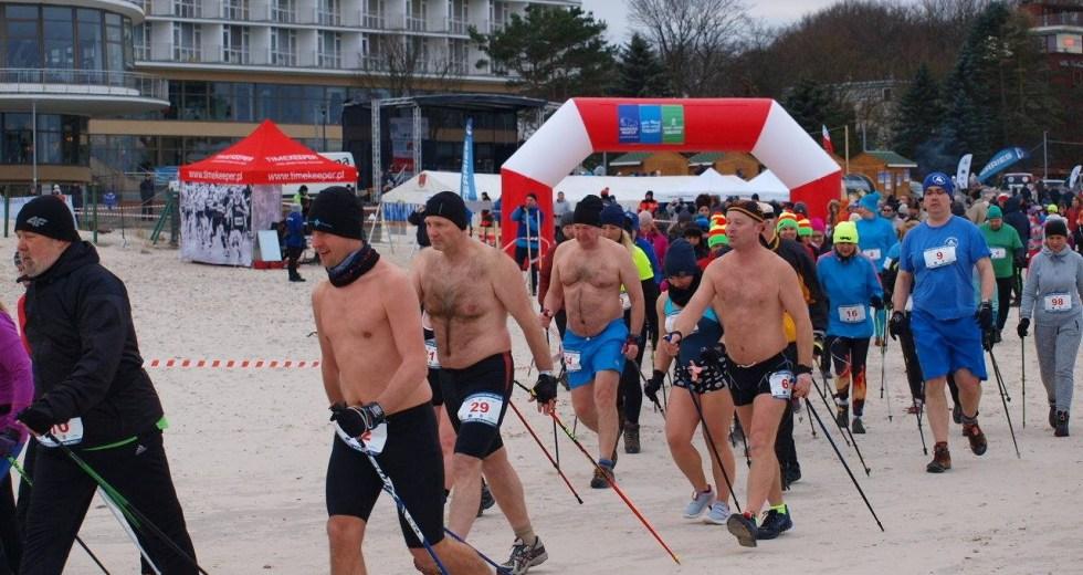 Zapraszamy sympatyków Nordic Walking do Kołobrzegu na II Mistrzostwa Nordicmorsing