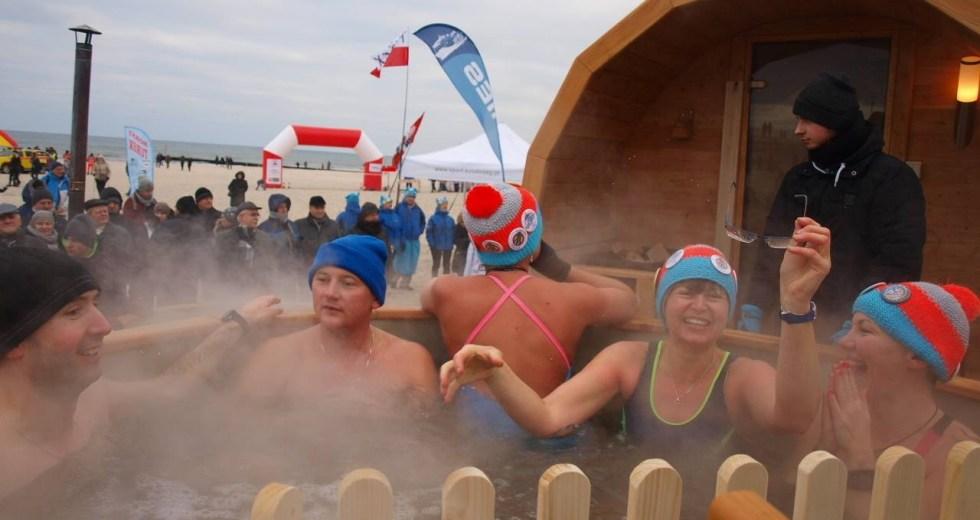 Kołobrzeg zaprasza na VII Światowy Festiwal Morsowania