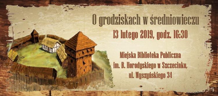 """Zaproszenie na kolejne spotkanie z cyklu ,,Szczecinek jakiego nie znamy"""""""