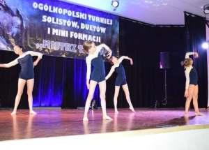 Sukcesy SWAN DANCE z Kołobrzegu w ogólnopolskim turnieju tańca