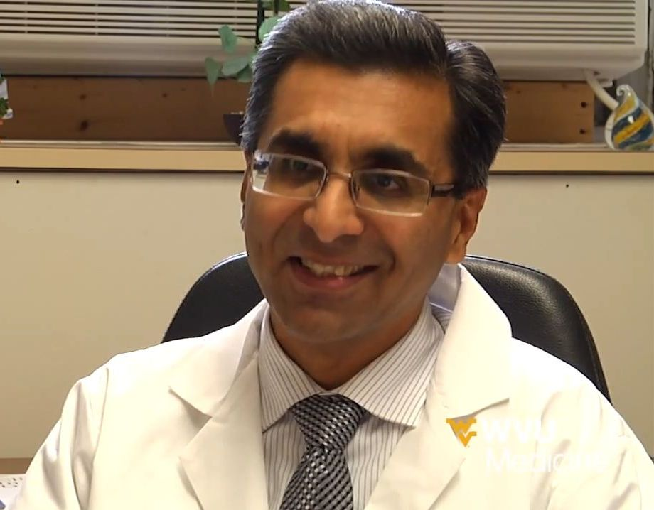 Arif Sarwari, Associate Professor Medicine at West Virginia University
