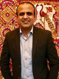 Haresh Kumar : Secretary
