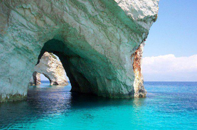 Blue-Caves-Zakynthos-Adasi-Yunanistan