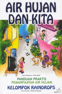 Buku Air Hujan Dan kita