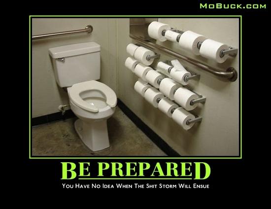 Be Prepared (Motivator)