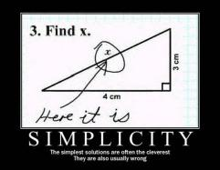 Simplicity (Motivator)