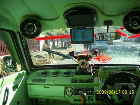 540 Gambar Modifikasi Mobil Angkot Padang Gratis Terbaik