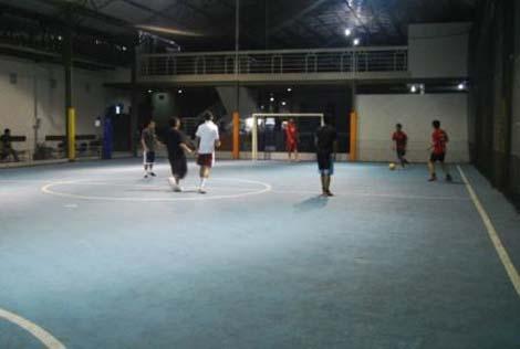 Sepak terjang para pemain di Primaraga Futsal