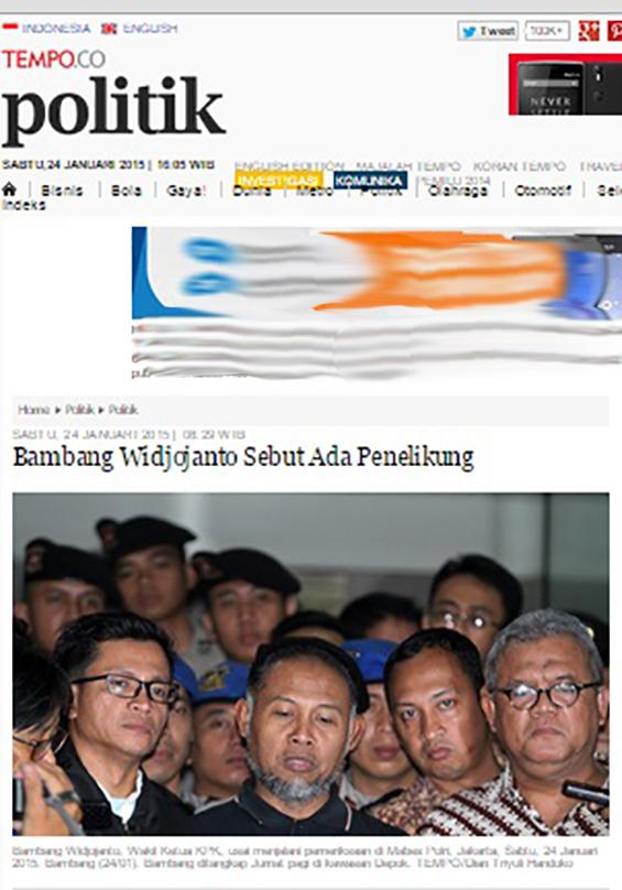 Artikel di Tempo.co