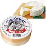 ワインと相性のよい、本場のカマンベールチーズ。フランス カマンベールチーズ3個セット