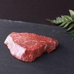 山形牛ヒレステーキ  しつこさが無く、お肉の旨さを一番楽しむ事が出来ます。