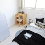 家具家電付きシェアハウス300物件、3,500室以上!日本最大級!
