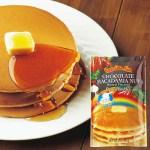 水を加えて焼くだけのお手軽パンケーキ、ハワイっ子に大人気。