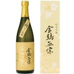 京都産祝で醸した純米吟醸は濃厚な味わいで酸とアミノ酸のバランスが特徴的