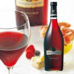 エリー湖畔でアメリカ原産のぶどうコンコード種から造るスイートワイン。