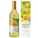 南国フルーツの王様『パイナップル』だけを原料とした本格的なワインです。