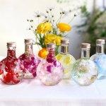 香水瓶のようなフォルムの「パルファン」。優雅に揺れる花の様子が特に楽しめる