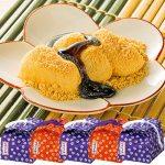 桔梗信玄餅は、添加物を一切使用しない独特の食感が魅力のお餅です。