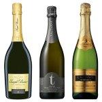 英国王室御用達シャンパンの入った、スパークリングセット。