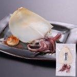 ふんわり焼きあげ 白いか一夜干(袋入)価格:  ¥1,080 (税込)