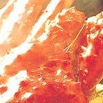 蟹の王様と称されるにふさわしい風格のたらばがに。価格19,800円(税込)