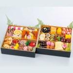 京の食文化の歴史を感じていただけるおせち。岡崎 つる家 おせち料理二段重