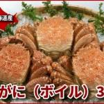 北海道を代表する味覚といえばやはり「毛がに」全身が毛で覆われているのが特徴