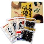 讃岐うどんに並ぶほど人気のある郷土料理の「しょうゆ豆」をセットにしました。