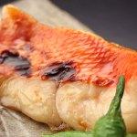 西京味噌に漬け込むことで魚の旨味をひきだし魚と味噌の風味が口の中に