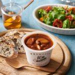 北海道産の赤かぶ・「レッドビーツ」と根菜ごろごろ濃厚ボルシチ