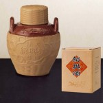 長期熟成させた陳年紹興酒を、小さな壷に。珍蔵 陳年紹興酒 10年 ミニ6個セット