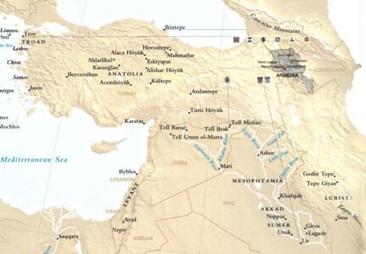 Քարտեզ 1
