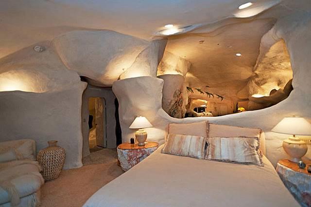 Rumah Flintstones, Amerika.