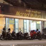 Kedai Angkringan Margomulyo halaman depan