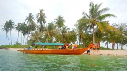 Tiba di Pulau Ranoh