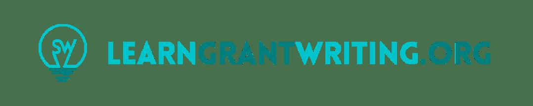 Learn Grant Writing Logo