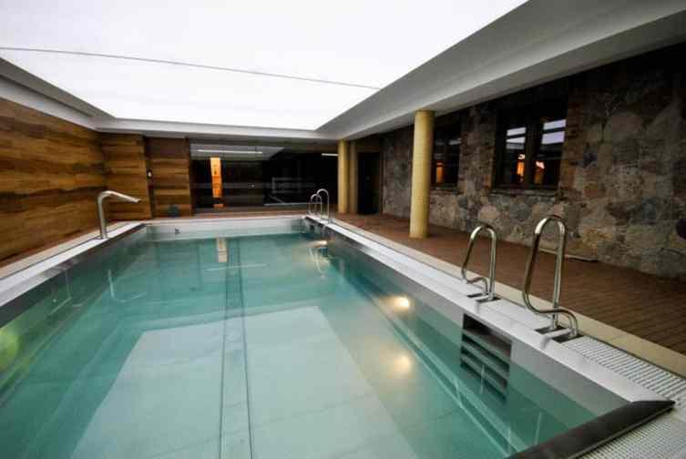 baseny hotelowe stalowe spa projektowanie koprzywnica