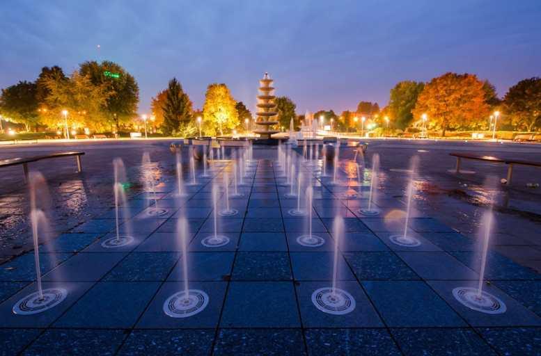 piła serwis fontanny budowa zachodniopomorskie