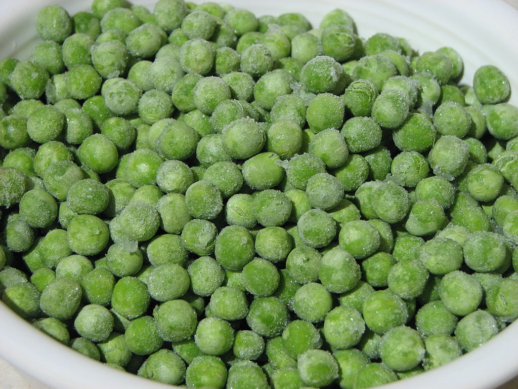 Grønne erter