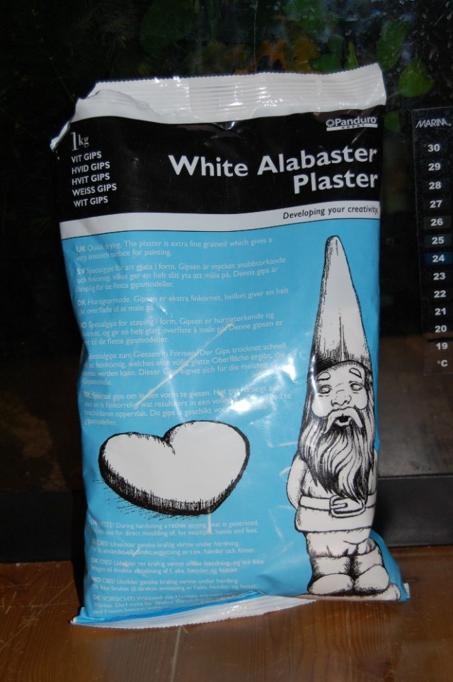 Alabastergips