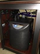 Подключаем холодильник, электрику и насос